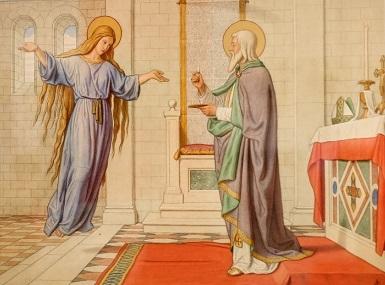 Mária Magdolna áldozása